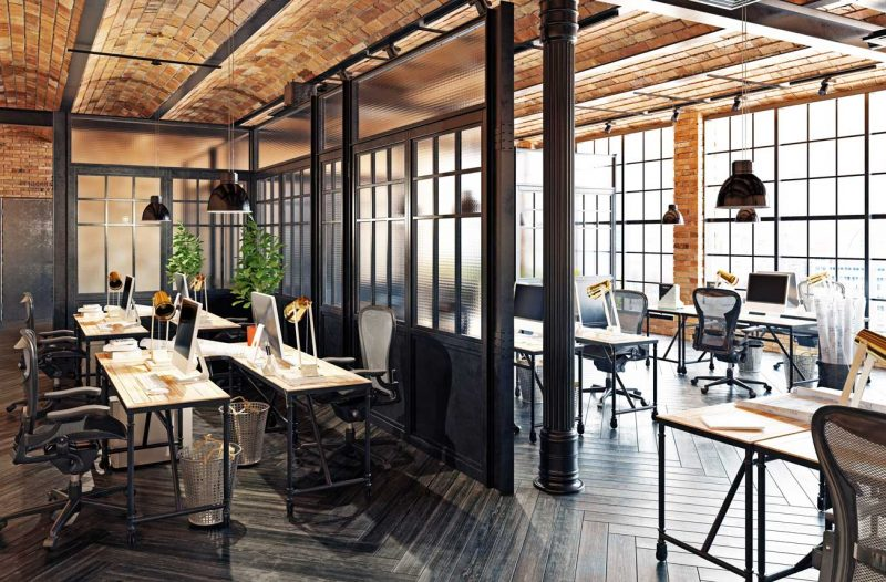 büro einrichtung innenraumgestaltung wien